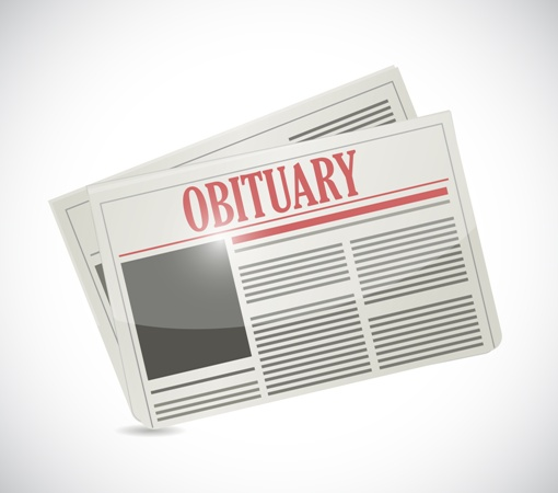 Myth : All Deaths Are Sad. Read This Brutal Obituary…