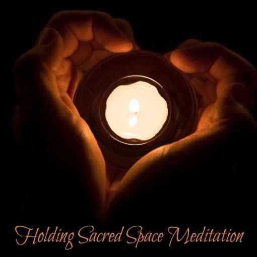 holding sacred space, spiritual palliative care, sunshine coast, meditation