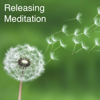 releasing, dying, death, end journey, palliative care, spiritual meditation